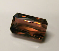 Natural earth-mined red tourmaline...quality gem....3.95 ct