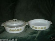 Fire-King Casserole Bowl 3 Fireking bowls or  dishes