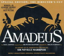 Amadeus COLONNA SONORA OST SPECIAL EDITION 2cd-box Marriner Merce Nuova OVP