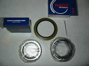 NISSAN PRAIRIE S-CARGO,1983 to 1991,PREMIUM,FRONT WHEEL BEARINGS,ONE WHEEL KIT