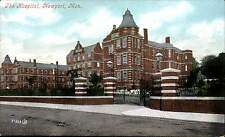 Newport, Mon. The Hospital by Valentine's # 37523.