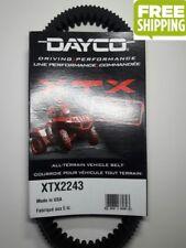XTX2243 DAYCO Xtreme Torque ATV Belt Arctic Cat 366 400 450 KYMCO MXU 450i