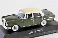 MERCEDES  220  SE  1959   -  ALTAYA  / IXO  -  1/43