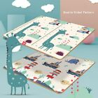 200*180cm*0.5cm Foldable Cartoon Baby Play Mat Xpe Puzzle Children's Mat High