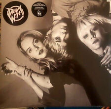 DREAM WIFE Limited Edtion Blood Red Splatter Vinyl LP NEW SEALED