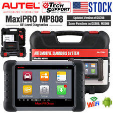 Autel Bi-Directional Control Scanner All System OE-Level Diagnostic Tool AutoVIN