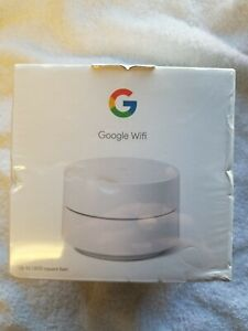 Google Wifi - Whole Home Wi-Fi System - 1-Pack - White GA02430-US