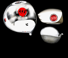 NON-CONFORMING JAPAN GEEK DOT COM THIS 551 PGA ILLEGAL DISTANCE GOLF DRIVER HEAD