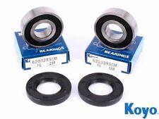 Yamaha WR X Supermoto 2008 - 2011 Genuine Koyo Front Wheel Bearing & Seal Kit