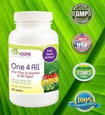 Encore One 4 All Multi Vitamin, Chelated Formula - 1 BOTTLE  Exp.1/19