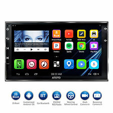 "ATOTO 7""Touchscreen Android Car Stereo/Radio/2DIN GPS Navigation Bluetooth M4272"