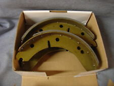 NEW MG TF TD T FRONT BRAKE SHOES 1950 - 1955