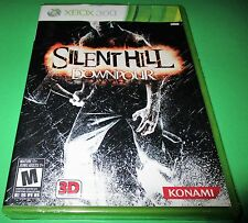 Silent Hill: Downpour Microsoft Xbox 360 *Factory Sealed! *Free Shipping!