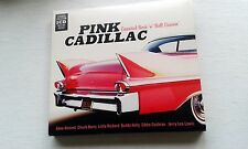 PINK CADILLAC 2CD SET INC GENE VINCENT CHUCK BERRY BUDDY HOLLY COASTERS ETC..
