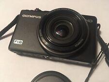Olympus XZ-1 10.0MP Digital Camera w/ 6mm-24mm f/1.8-2.5 Lens