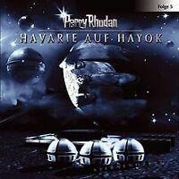Perry Rhodan - Folge 5: Havarie auf Hayok. Hörspiel.  ge... | Buch | Zustand gut