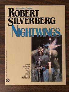 NIGHTWINGS: SCIENCE FICTION GRAPHIC NOVEL 2 Robert Silverberg Gene Colan