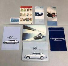 2003 saab 9 5 dueños lineales manual