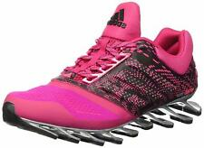 Adidas Women's Springblade Drive 2 Running Shoes (D70327)(Pink / Silver)(UK 4.5)