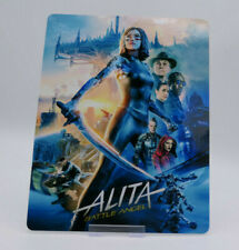 ALITA BATTLE ANGEL - Glossy Bluray Steelbook Magnet Cover (NOT LENTICULAR)