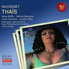Massenet / Rudel - Massenet: Thais [New CD]