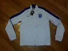 NWT Nike England Soccer Football N98 Track Jacket Men's size X-Small White $100