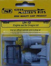 CMK 1/35 UH-1D Motor Set para Dragon # 6004