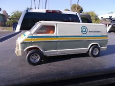 Vintage Played with ERTL Dodge Cargo Work Van South Central Bell Telephone  #2