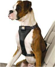 Kurgo medium Tru-Fit Smart Dog Harness Enhanced Strength v3 for Cars Walking Red