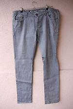 """Graue Jeans """"Jeans Star"""" von okay, Größe 46"""