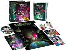 Invader ZIM-Die Komplette Serie (8 DVDs+OST) Andy Berman, Richard Steven Horvitz