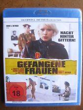 CAGED WOMEN (1980) (Blu-Ray) E. DIETRICH, BRIGITTE LAHAIE, KARINE GAMBIER - NEW!