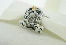 Genuine Disney Pandora Cinderella Pumpkin Coach Carriage charm