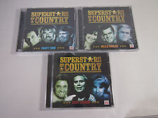 Time Life SUPERSTARS COUNTRY 6CD Easy Loving Party Time Good ol Songs MAC DAVIS