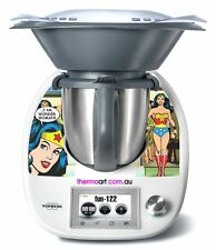 Thermomix TM5 Sticker Decal  (Code: Fun 122)