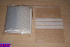 100 Tütchen Polybeutel 160 x 220 Druckverschlussbeutel mit Stempelfeld Zip Tüten