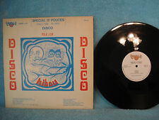 "Hibou, Folk L'or, Erable, 12ER 121, 1976, Disco Mix, 12"" 45 Rpm Single, Canada"