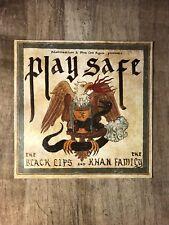 The Black Lips and The Khan Family - Play Safe - RSD - vinyl - King Khan