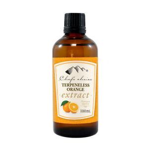 Chef's Choice Terpeneless Orange Extract
