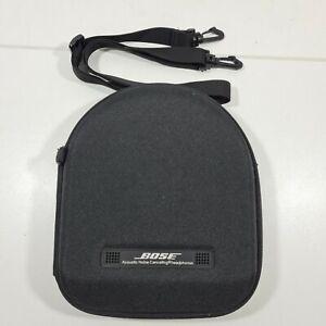 Original BOSE Hardshell Case for Quiet Comfort 2 Noise Cancelling Headphones.