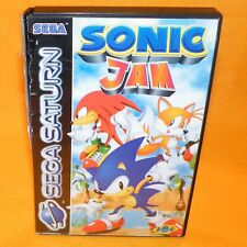 VINTAGE 1995 SEGA SATURN SONIC JAM VIDEO GAME PAL & FRENCH SECAM VERSION