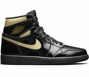 Size 10 - Jordan 1 Retro High OG Black