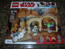 SEALED LEGO Star Wars MOS EISLEY CANTINA 75205 Greedo Wuher Han Solo Sandtrooper