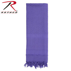 Tactical Desert Scarf Solid Color High Quality Comfortable Arab Cotton Shemagh