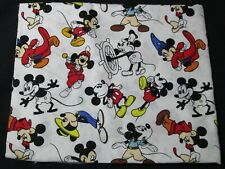 Disney Mickey Mouse Through the Years Fabric