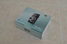 Brand New BLACK Canon Powershot ELPH 115 HS 16MP 8x Zoom Digital Camera $299