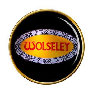 Wolseley Design Pin Badge