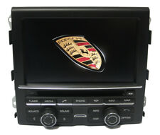 Porsche Cayenne 958 PCM3.1 Navigation Radio Single DVD - 958642970