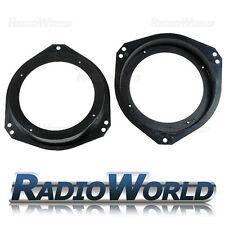 "Subaru IMPREZA (93-07) Speaker Adaptors Rings 130mm 5.25"" Classic/Bugeye/Blobeye"