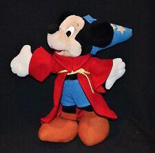 Croner Toys Mickey Mouse Plush Sorcerers Apprentice Fantasia Vintage 80's 30cm